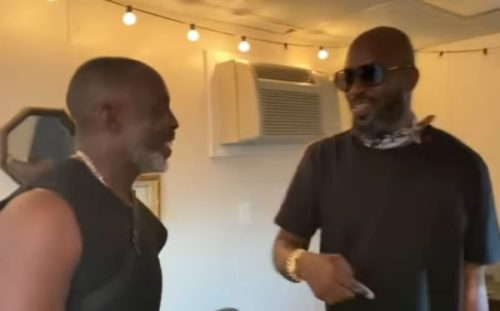 Black Coffee honors Michael K Williams with a delightful video