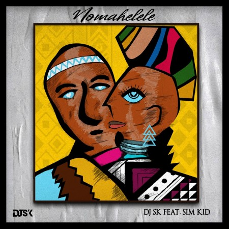 DJ SK ft Sim Kid - Nomahelele