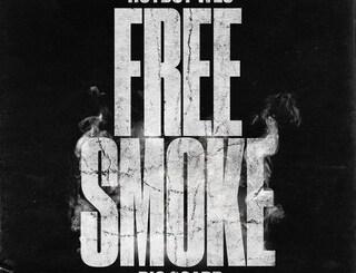 Hotboy Wes ft Big Scarr - Free Smoke
