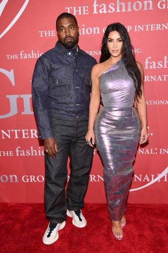 Kanye West Allegedly Cheated On Kim Kardashian With