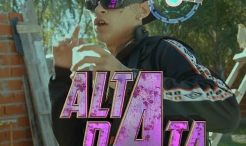 L-gante X Dt.bilardo & Eric Santana – Alta Data