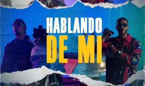 La Manta ft Lyanno – Hablando De Mi