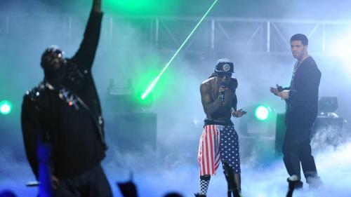 Lil Wayne and Rick Ross' Verses On