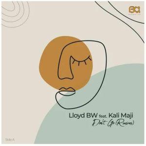 Lloyd BW ft Kali Mija - Don't Go (Jazzuelle Broken Dreams)
