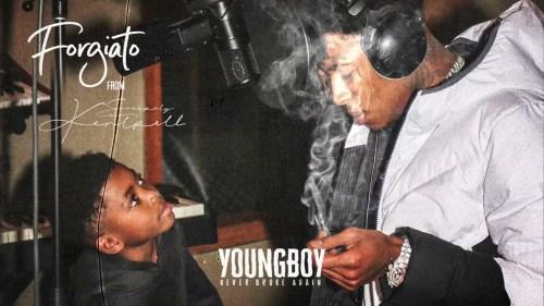 NBA Youngboy - Forgiato