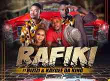 Rafiki ft Bizizi & Kaygee Da King - Ma Hazard