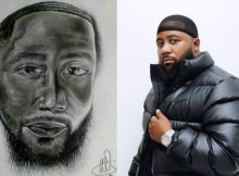 See Cassper's amusing response to a composition of him (Video)