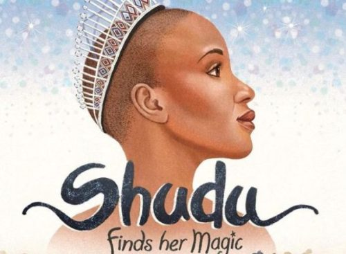 Shudufhadzo Musiḓa formally dispatches 'Shudu Finds her Magic' book