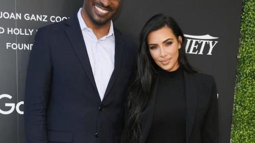 Van Jones Addresses Kim Kardashian Dating Rumors