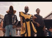 (Video) RJ The DJ ft Mapara A Jazz, Lava Lava, S2Kizzy & Ntosh Gazi - Ayaya