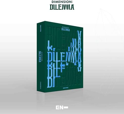 ALBUM: ENHYPEN - DIMENSION: DILEMMA
