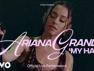 Ariana Grande - my hair (Official Live Performance)