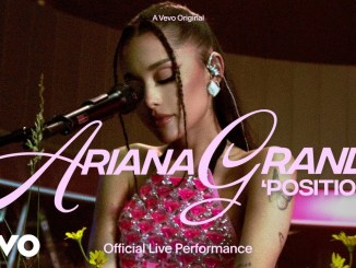 Ariana Grande - positions (Official Live Performance)