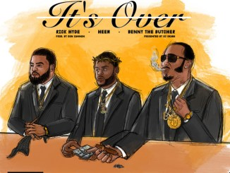 Black Soprano Family, Benny The Butcher, Heem B$F, Rick Hyde - It's Over