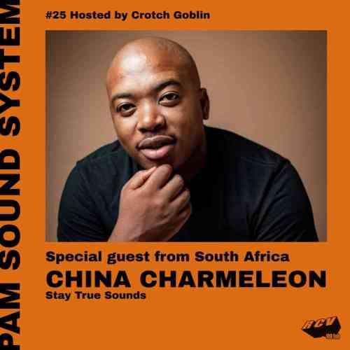 China Charmeleon - PAM Sound System Mix Episode #25