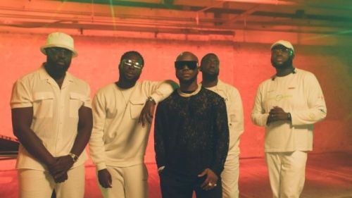 King Promise ft The Compozers - Slow Dow (acoustic Session)