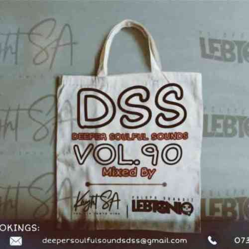 KnightSA89 - Deeper Soulful Sounds Vol.90 Mix (2Hours Trip To Lesotho Part 2)