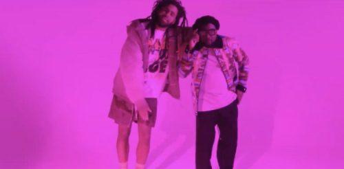 (Video) Wale ft J. Cole - Poke It Out