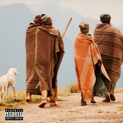 ALBUM: A-Reece - Sotho Man With Some Power (Zip File)