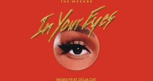 The Weeknd ft Doja Cat - In Your Eyes (Remix)