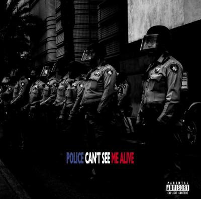 Dizzy Wright - Police Can't See Me Alive