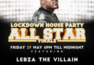 Photo of Lebza TheVillain – Lockdown House Party All Star Finale