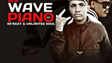 Photo of ALBUM: De'KeaY & Unlimited Soul – New Wave Piano