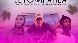 Dino 10 ft Takilla, Siyamthanda & Silver Tee - Nayoke Leyompahla