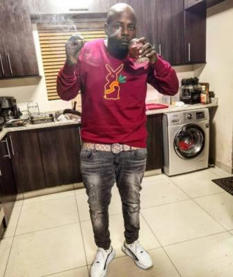 DJ Maphorisa Dragged on Twitter Over Poor kitchen Condition