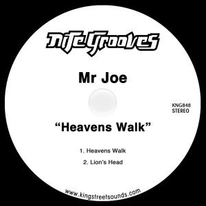 EP: Mr Joe - Heavens Walk
