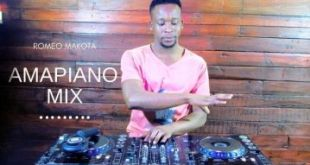 Romeo Makota - Amapiano Mix 15 August 2020