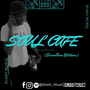 Slash MusiQ - Soul Cafe VoL. 7 (SevenTeen Edition)