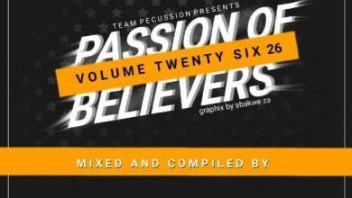 Photo of Team Percussion – Passion Of Believers Vol 26