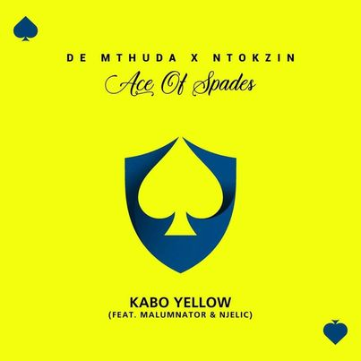 De Mthuda & Ntokzin ft MalumNator & Njelic - Kabo Yellow