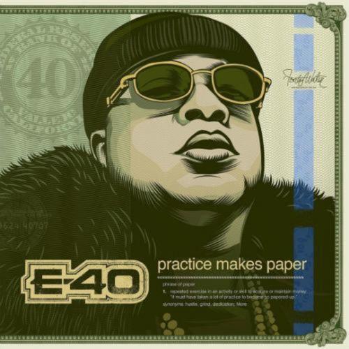 E-40 ft Chris Brown, Rick Ross & Jeremih - 1 Question