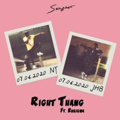 Shizaree ft Busiswa - Right Thang