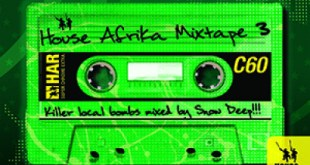 Snow Deep - House Afrika Mixtape Vol. 3