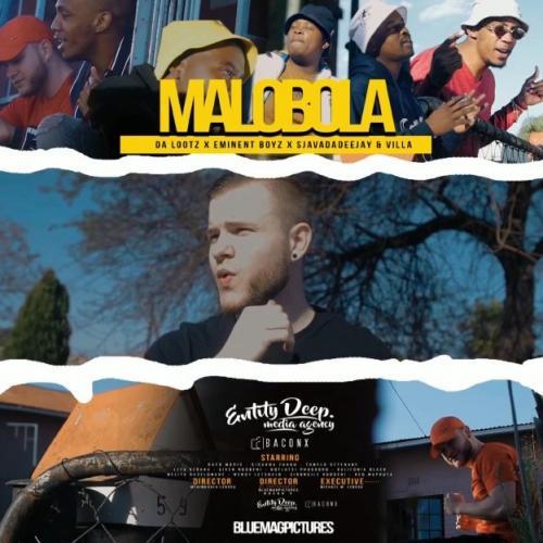 (Video) Dalootz, Eminent Boyz & Sjavas Da Deejay ft Villa - Malobola