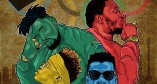 DJ TREY ft Touchline, BigStar Johnson & JimmyWiz - Relay