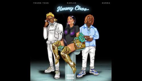 Karlae ft Young Thug & Gunna - Jimmy Choo