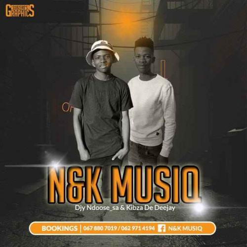N&k MusiQ - iPrivate e'Lipholile Vol 01 Mix