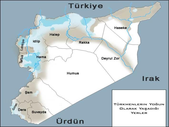Suriye'de_Turkmenlerin_Yogun_Olarak_Yasadiklari_Yerler