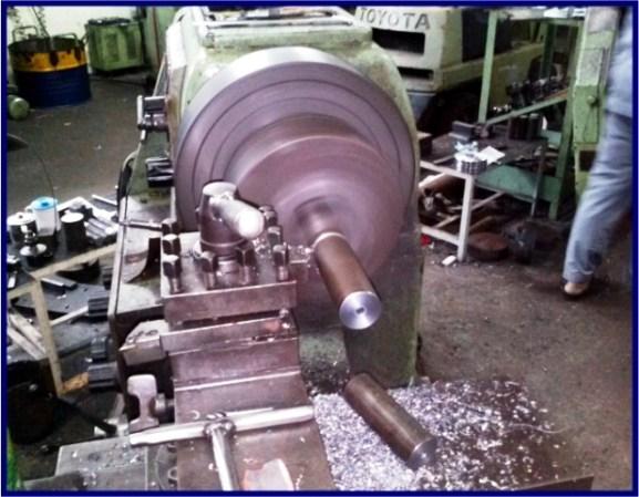 Machine Platform 4 Sahl Engineering Cikarang Jababeka
