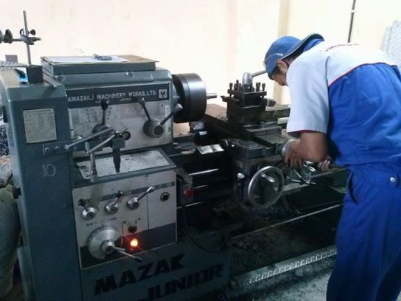 Sahl Engineering Lippo Cikarang Jababeka Bekasi Machine Facility 03