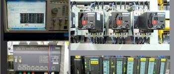 Gambar Mesin Panel Programmable Logic Controller Machine