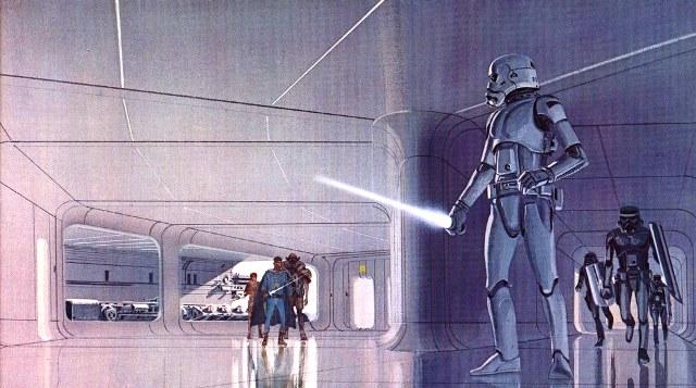 43 Concept Art Film Star Wars - 10