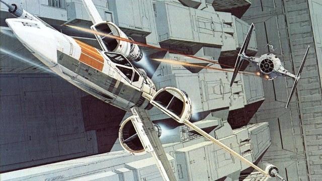 43 Concept Art Film Star Wars - 12