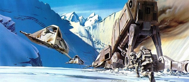 43 Concept Art Film Star Wars - 24