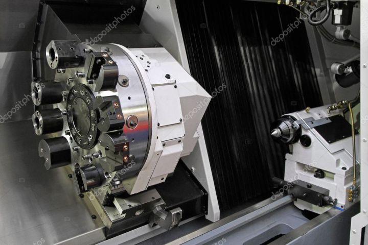 Mesin Bubut CNC, Mesin Pekerja Yang Canggih!