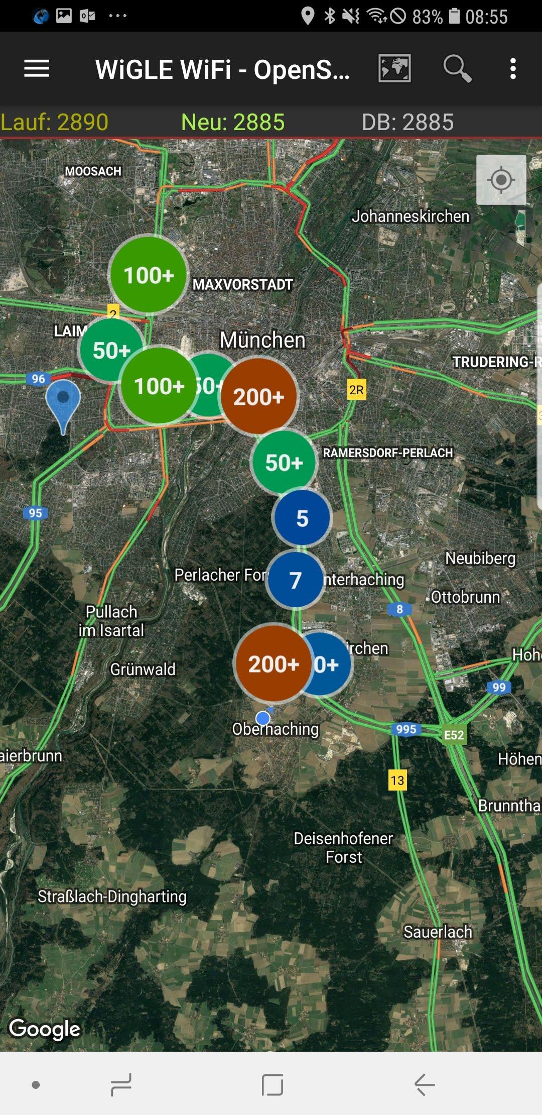 Dahoam nach Oberhaching